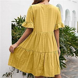 Women tunic dress