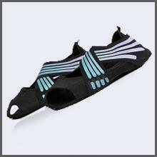 anti slip barre socks
