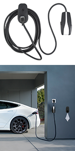 Charging Cable Organizer for Tesla