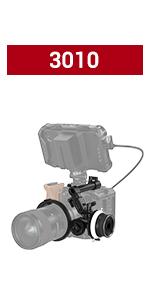 SMALLRIG Mini Follow Focus Zoom Control 3010