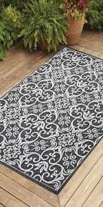 patio outdoor rug