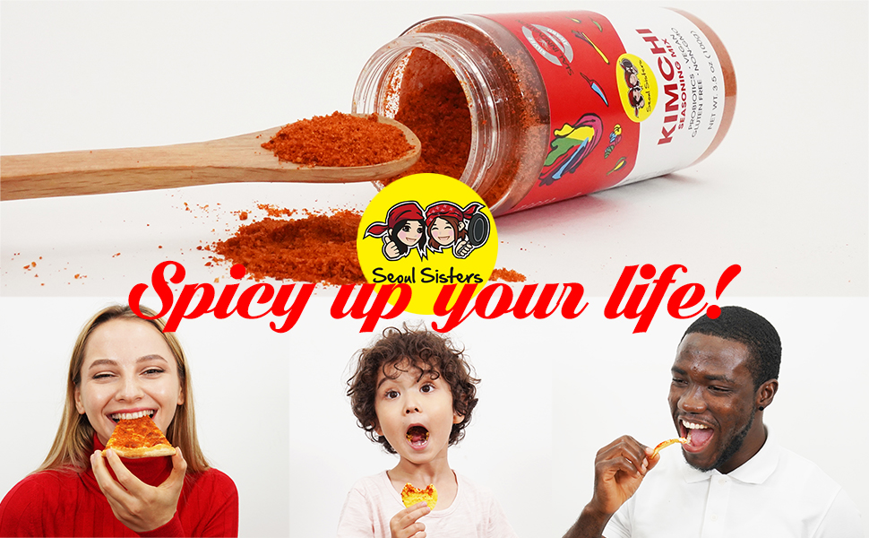 spicy up your life