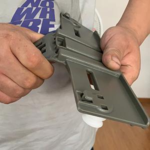 kitchen aid Dishwasher parts top rack