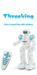 Rc Touch Smart Robot Toys