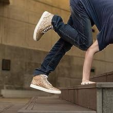 Reuben High top Sneakers for Men