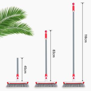 scrub brush with long handle