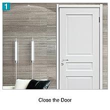 Close the door easily