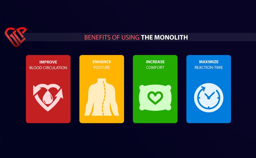 GameCarePro | The Monolith | Benefits