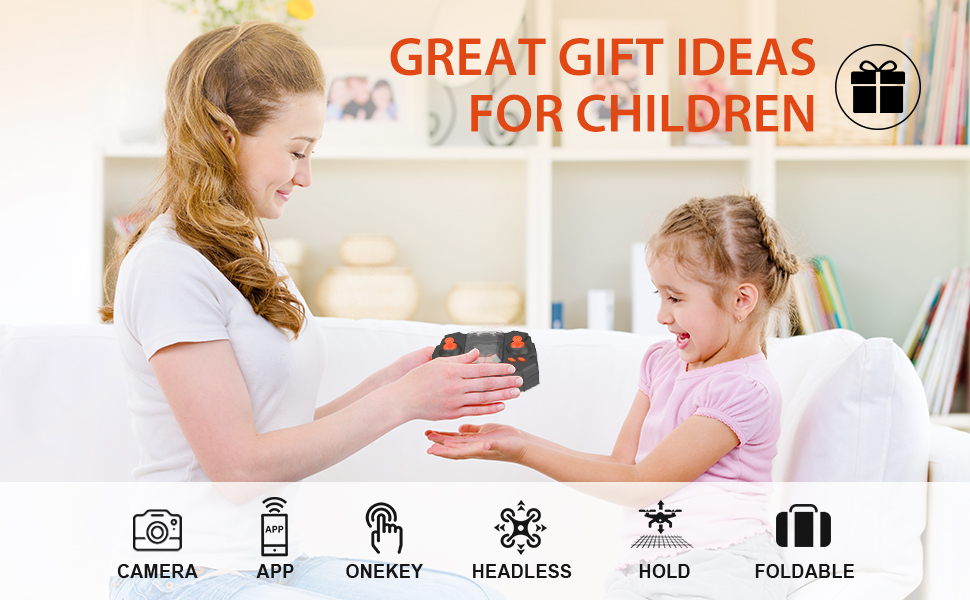 ATTOP drone for kids gift ideas