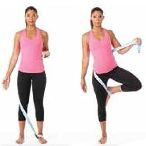 yoga strap posture