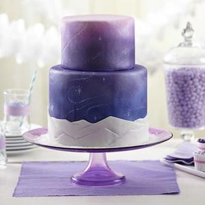 Purple Luster Dust Bakell