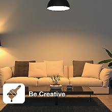 LED smart led bulb laser light lighting lifx table lamp bulbs e14 lights white nest hub globe