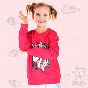 Suéter de niña