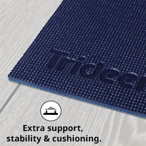 Non-Slip, Enhanced Stability amp; Cushioing