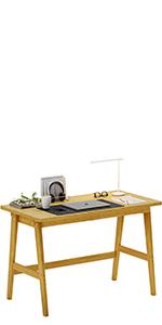 Bamoo writing desk bamboo computer desk bamboo study desk bamboo vanity desk home office