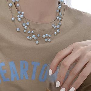 Multi-Strand Necklaces