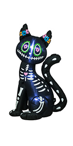 inflatable cat