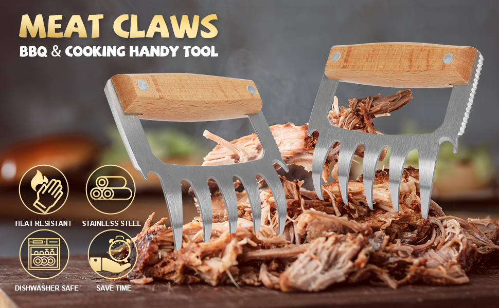 Meat claws