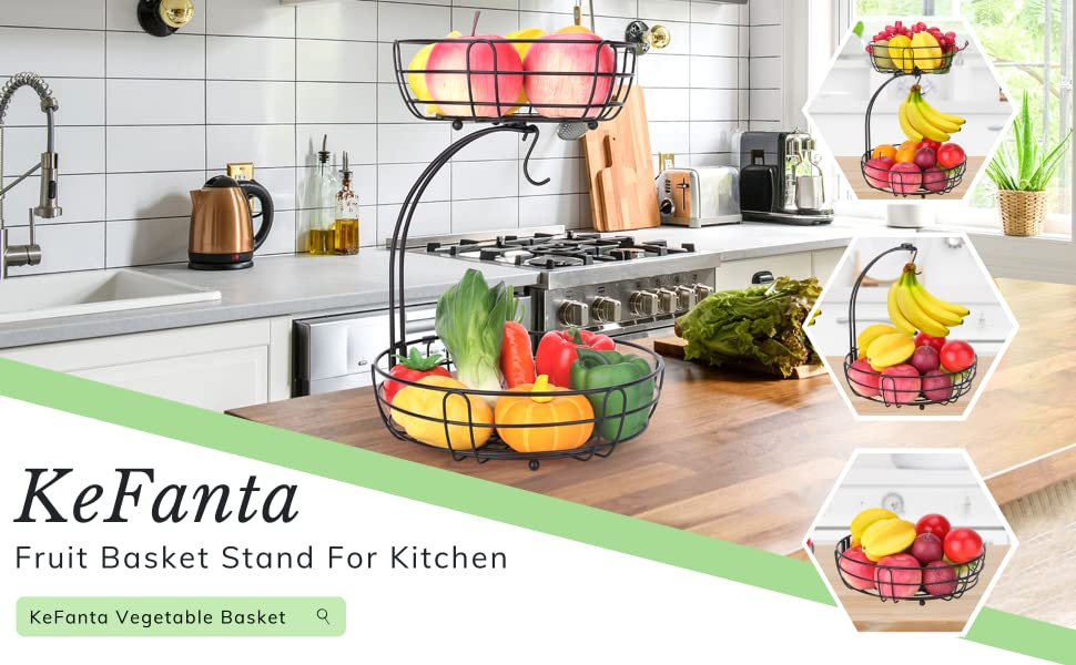 fruit basket for kitchen