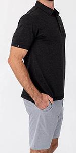 linksoul anza polo shirt tee for men