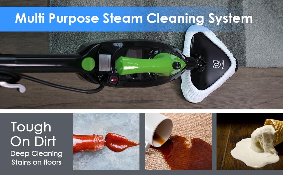 multifunction steam mop