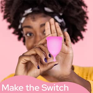 tampon alternative product that is reusable switch