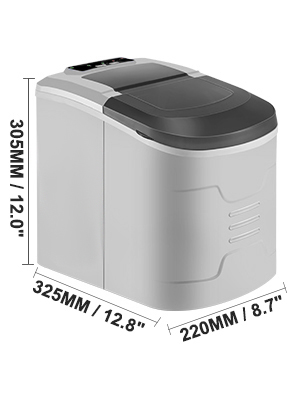 Machine à Glaçon Portative 12 kg