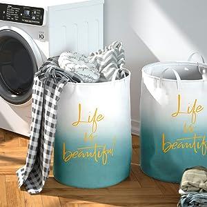 big laundry hamper for girls