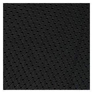 Close up image of the padded mesh