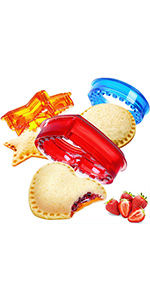 uncrustables peanut butter and jelly sandwiches peanut butter maker sandwich sealer sandwich decrust