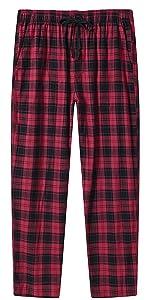men check cotton pyjama bottoms