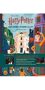 Exploring Diagon Alley
