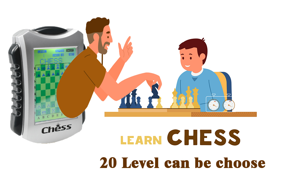 G980 Learn chess