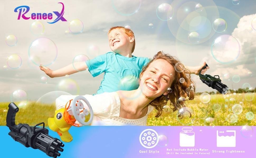 RENEEX bubble maker