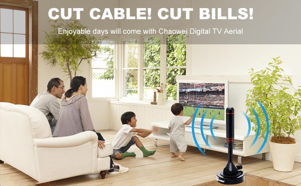 Chaowei HDTV Antenna