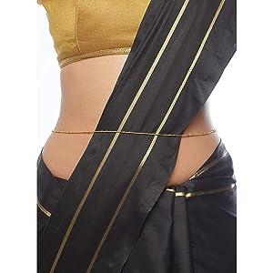 Gold Kamarband, waist belt, belly chains for women