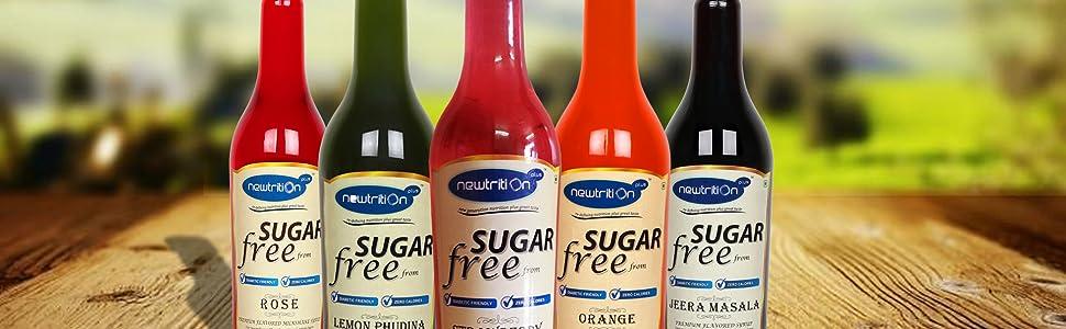 newtrition plus sugar free syrup zero calorie keto friendly friendly low carb keto