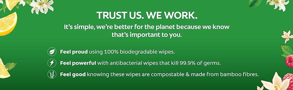 Trust us. We work.