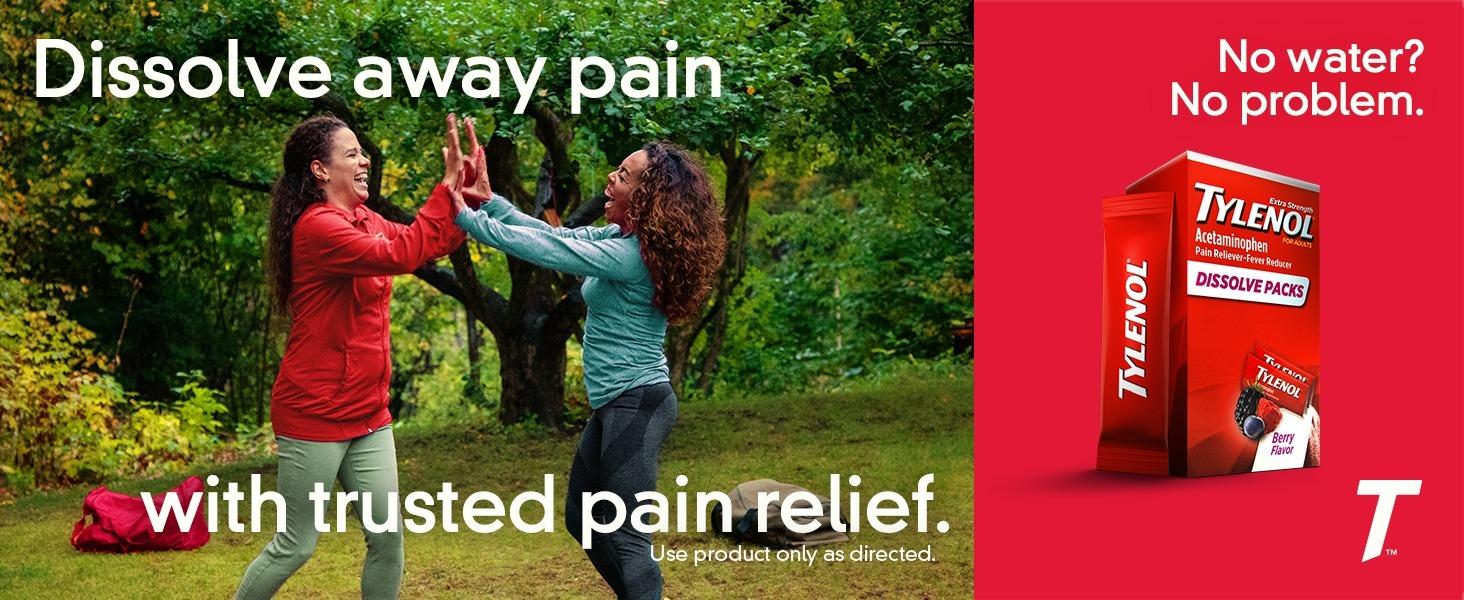 Dissolve Away Pain