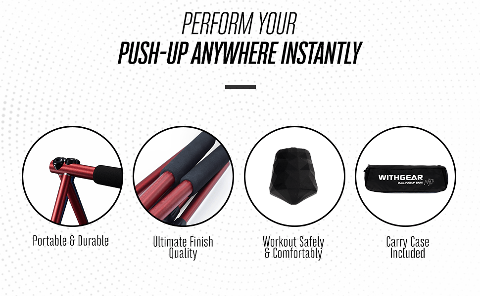 Perform Your Push Up Anywhere Instantly