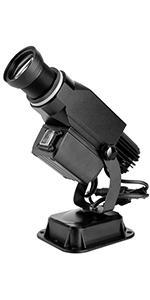 30w outdoor gobo projector logo custom lighting