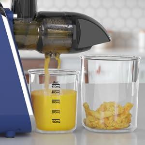fezen higher juice yield