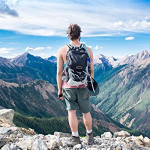 Preferred Equipment for Hiking