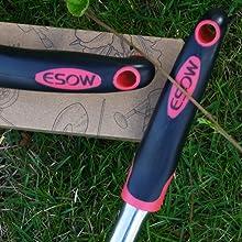 Ohwens 18pcs Artisanat Bricolage Outils Faits /à la Main poin/çon Edger tranch/ée Dispositif Ceinture Puncher Ensemble Outils /à Main en Cuir,Leather Tools