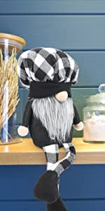Joy-Leo Kitchen Chef Christmas Gnome - Model JL26