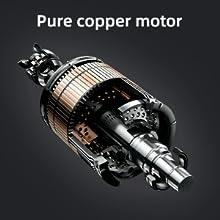 pure copper motor