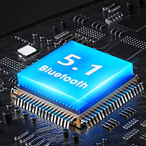 Newest Bluetooth 5.1 Technology