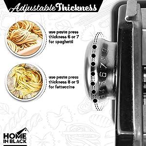 adjustable thickness