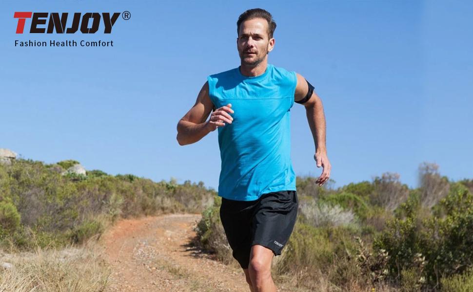 mens running shorts 7 inch