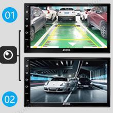 S8 Virtual surround view